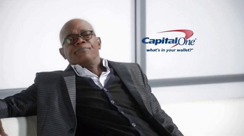 Capital One Quicksilver Card TV Spot, 'Simple' Featuring Samuel L. Jackson - Thumbnail 7