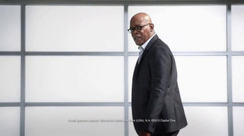 Capital One Quicksilver Card TV Spot, 'Simple' Featuring Samuel L. Jackson - Thumbnail 1