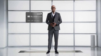 Capital One Quicksilver Card TV Spot, 'Simple' Featuring Samuel L. Jackson - Thumbnail 3