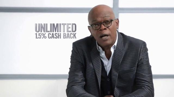 Capital One Quicksilver Card TV Spot, 'Simple' Featuring Samuel L. Jackson