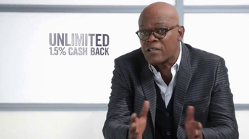 Capital One Quicksilver Card TV Spot, 'Simple' Featuring Samuel L. Jackson - Thumbnail 6