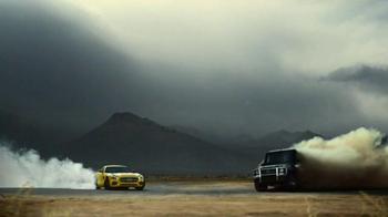 Mercedes-Benz GLE Coupe TV Spot, 'Crisscross' - Thumbnail 3