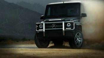Mercedes-Benz GLE Coupe TV Spot, 'Crisscross' - Thumbnail 4