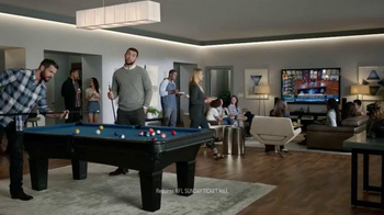 DIRECTV NFL Sunday Ticket TV Spot, 'Out of Control Beard Andrew Luck' - Thumbnail 3