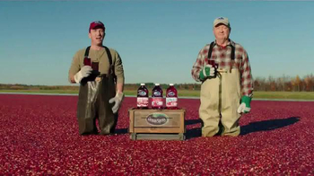 Ocean Spray Cranberry Juice TV Spot, \'Tastes Like\'