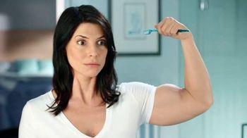 Listerine TV Spot, 'Strong Brushing Arm' - 7527 commercial airings