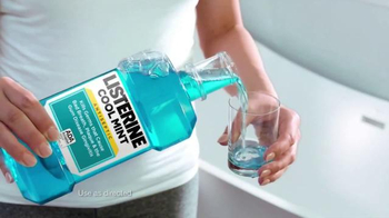 Listerine TV Spot, 'Strong Brushing Arm' - Thumbnail 5