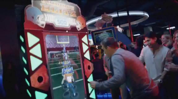 Dave and Buster's TV Spot, 'College Football Headquarters' - Thumbnail 2