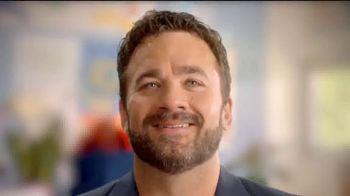 Hanes X-Temp T-Shirt TV Spot, 'ESPN: Classroom' Featuring Jeff Saturday - 2 commercial airings