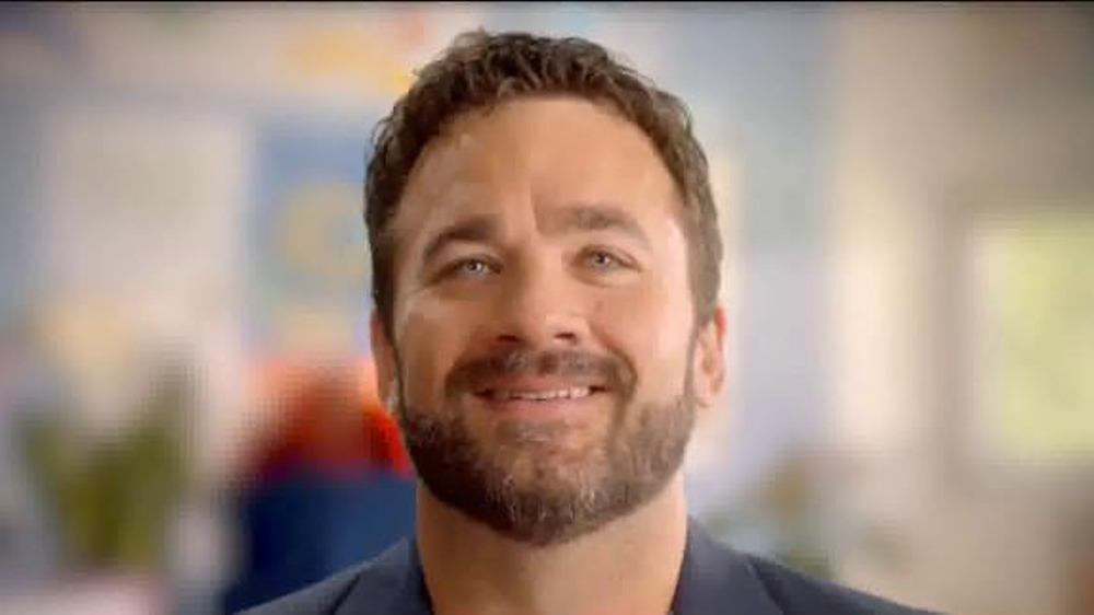 Hanes X-Temp T-Shirt TV Commercial, 'ESPN: Classroom' Featuring Jeff Saturday