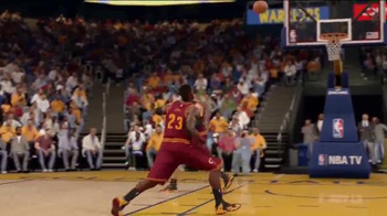 NBA Live 16 TV Spot, 'Official E3 First Look Trailer' Song by Fashawn - Thumbnail 1