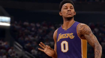 NBA Live 16: Official E3 First Look Trailer thumbnail
