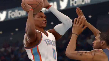 NBA Live 16 TV Spot, 'Official E3 First Look Trailer' Song by Fashawn - Thumbnail 5