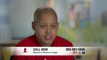 St. Jude Children's Research Hospital TV Spot, 'Fight to End Cancer' - Thumbnail 8