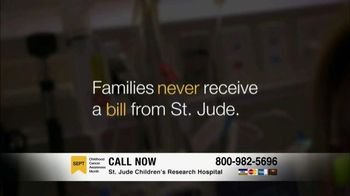 St. Jude Children's Research Hospital TV Spot, 'Fight to End Cancer' - Thumbnail 5
