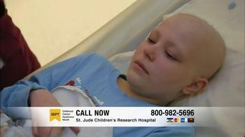 St. Jude Children's Research Hospital TV Spot, 'Fight to End Cancer' - Thumbnail 6
