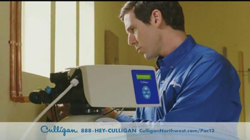 Culligan Water Softener Systems TV Spot, 'Problem Water' - Thumbnail 4