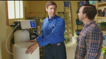 Culligan Water Softener Systems TV Spot, 'Problem Water'