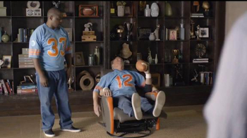 AT&T TV Spot, 'College Football: Armchair' Featuring Bo Jackson - Thumbnail 4