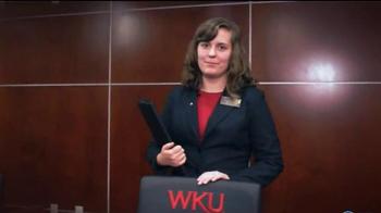Western Kentucky University TV Spot, 'More Than a Beautiful Campus' - Thumbnail 5