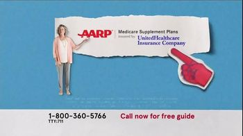 AARP Medicare Supplement Plans TV Spot, 'Freedom to Choose' - Thumbnail 3
