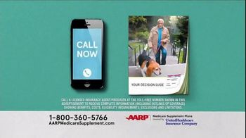 AARP Medicare Supplement Plans TV Spot, 'Freedom to Choose' - Thumbnail 6
