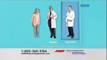 AARP Medicare Supplement Plans TV Spot, 'Freedom to Choose' - Thumbnail 7