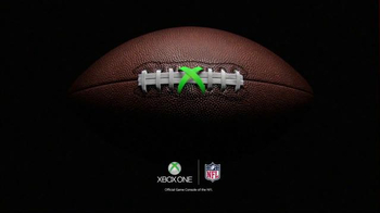 Xbox One TV Spot, 'NFL on Xbox: Next Gen Player of the Week' - Thumbnail 6