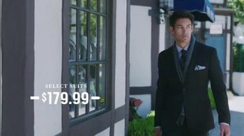 Men's Wearhouse Labor Day Sale TV Spot, 'Your Fall Style' - Thumbnail 2
