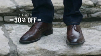 Men's Wearhouse Labor Day Sale TV Spot, 'Your Fall Style' - Thumbnail 3