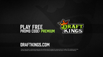DraftKings Fantasy Football TV Spot, 'Welcome to the Big Time' - Thumbnail 6