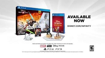 Disney Infinity 3.0 TV Spot, 'The Force Awaits' - Thumbnail 9
