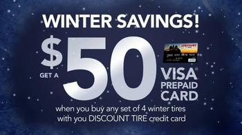 Discount Tire TV Spot, 'Beat the Winter Rush' - Thumbnail 4