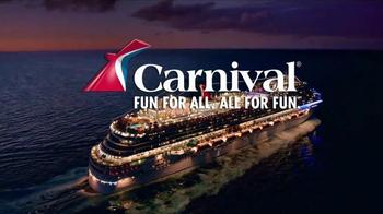 Carnival TV Spot, 'Epic Sunrise' - Thumbnail 6