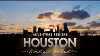 Houston Convention & Visitors Bureau TV Spot, 'Houston Is Calling' - Thumbnail 1