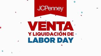 JCPenney Venta y Liquidación de Labor Day TV Spot, 'Jóvenes' [Spanish] - Thumbnail 1