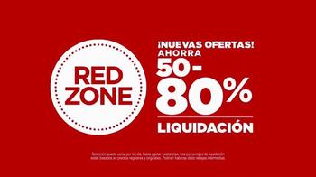 JCPenney Venta y Liquidación de Labor Day TV Spot, 'Jóvenes' [Spanish] - Thumbnail 2