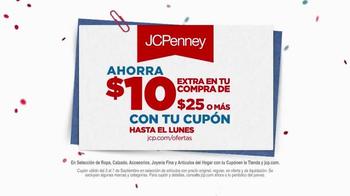 JCPenney Venta y Liquidación de Labor Day TV Spot, 'Jóvenes' [Spanish] - Thumbnail 5