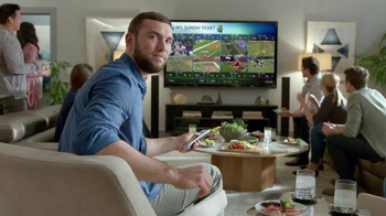 DIRECTV NFL Sunday Ticket TV Spot, 'Hide and Seek Andrew Luck' - Thumbnail 2