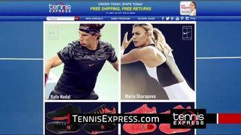 Tennis Express TV Spot, 'Nike Tennis Gear' - 40 commercial airings