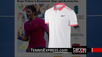 Tennis Express TV Spot, 'Nike Tennis Gear' - Thumbnail 2