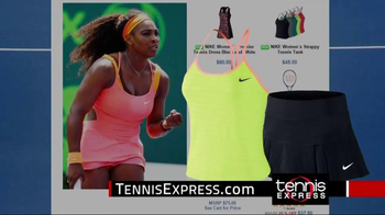 Tennis Express TV Spot, 'Nike Tennis Gear' - Thumbnail 3