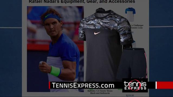 Tennis Express TV Spot, 'Nike Tennis Gear' - Thumbnail 5