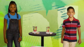 Lunchables Chicken Popper Kabobbles TV Spot, 'Disney XD: Animal Mashups' - Thumbnail 2