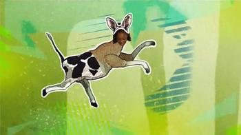 Lunchables Chicken Popper Kabobbles TV Spot, 'Disney XD: Animal Mashups' - Thumbnail 9