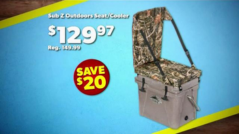 Bass Pro Shops TV Spot, 'Camo and Coolers' - Thumbnail 3