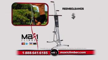 MaxiClimber TV Spot, 'Quemas Más Calorías' [Spanish] - Thumbnail 8