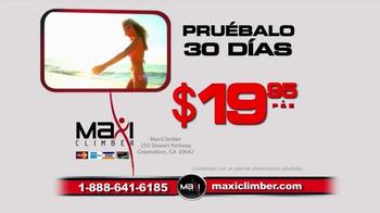 MaxiClimber TV Spot, 'Quemas Más Calorías' [Spanish] - Thumbnail 7