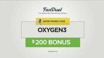 FanDuel Fantasy Football One-Week Leagues TV Spot, 'Win Money Every Week' - Thumbnail 7