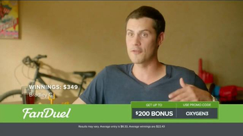 FanDuel Fantasy Football One-Week Leagues TV Spot, 'Win Money Every Week' - Thumbnail 5